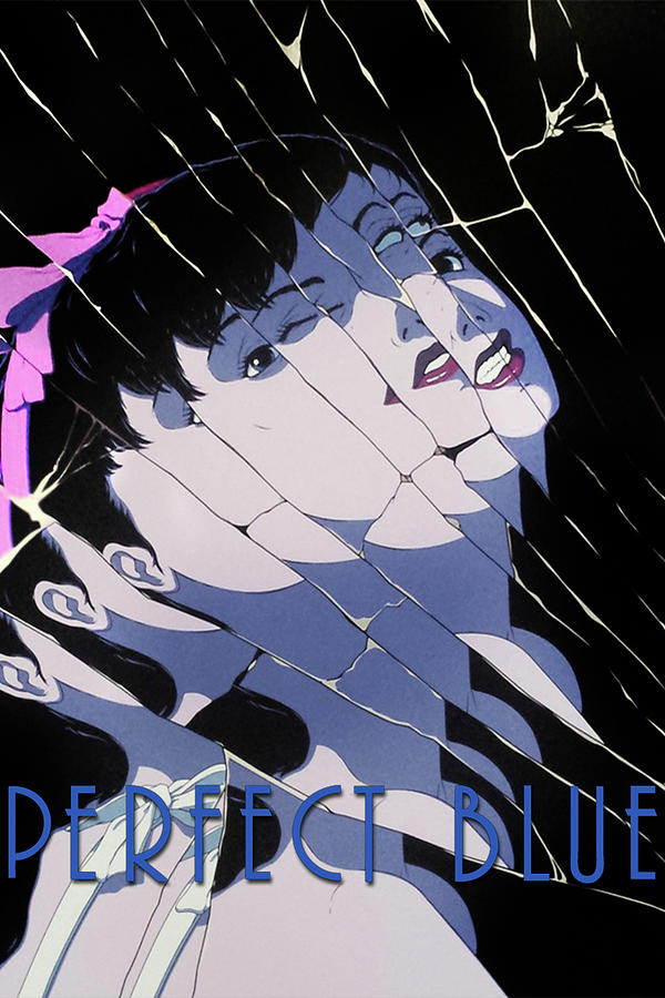 Perfect Blue 1997 Digital Art By Geek N Rock