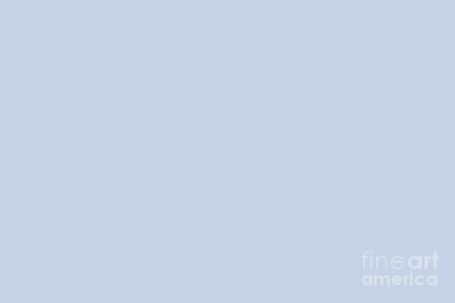 Periwinkle Blue - Pastel Baby Blue Solid Color From Crayon ...