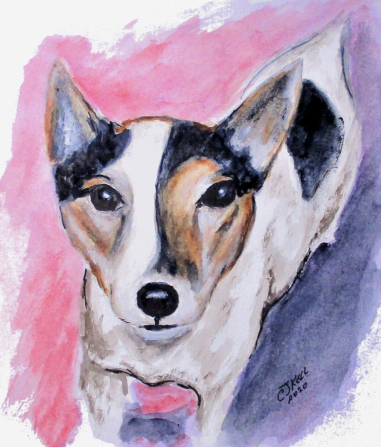 Petey The Dog by Clyde J Kell