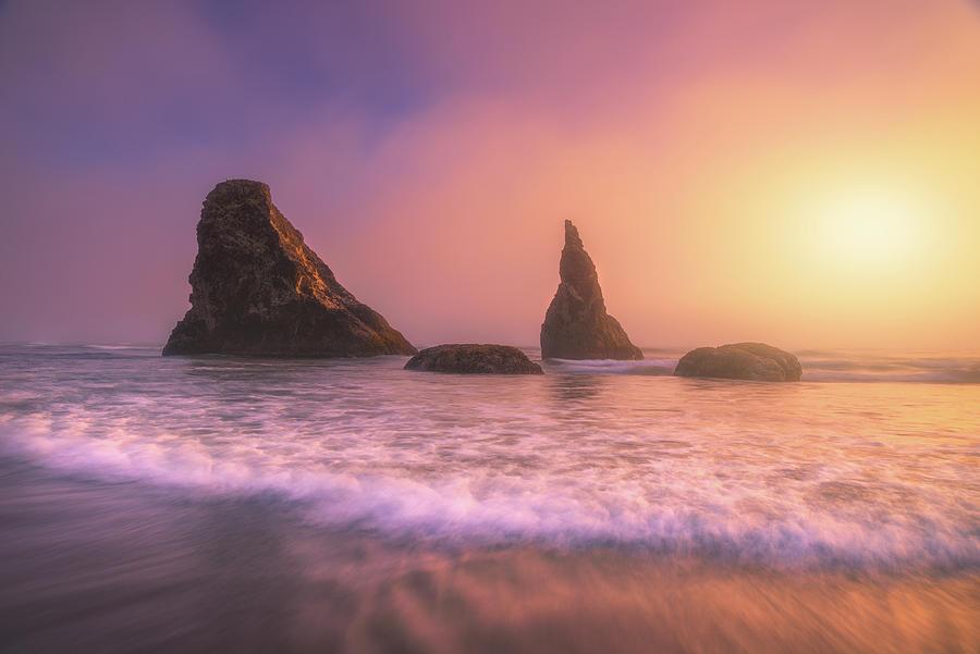 Phantom Sun Photograph