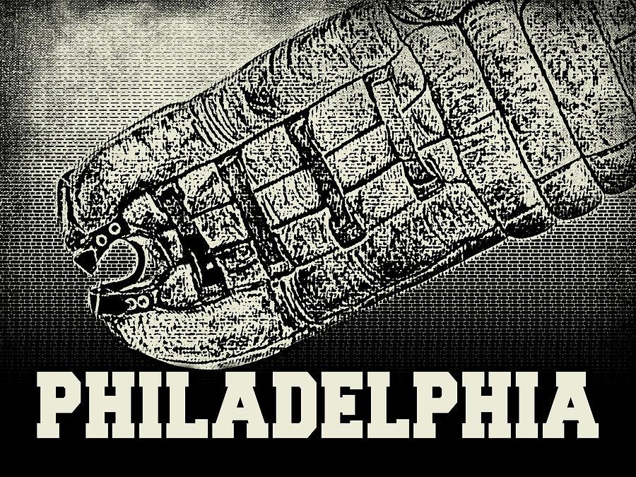 Philadelphia Hockey - Sports by Flo Karp