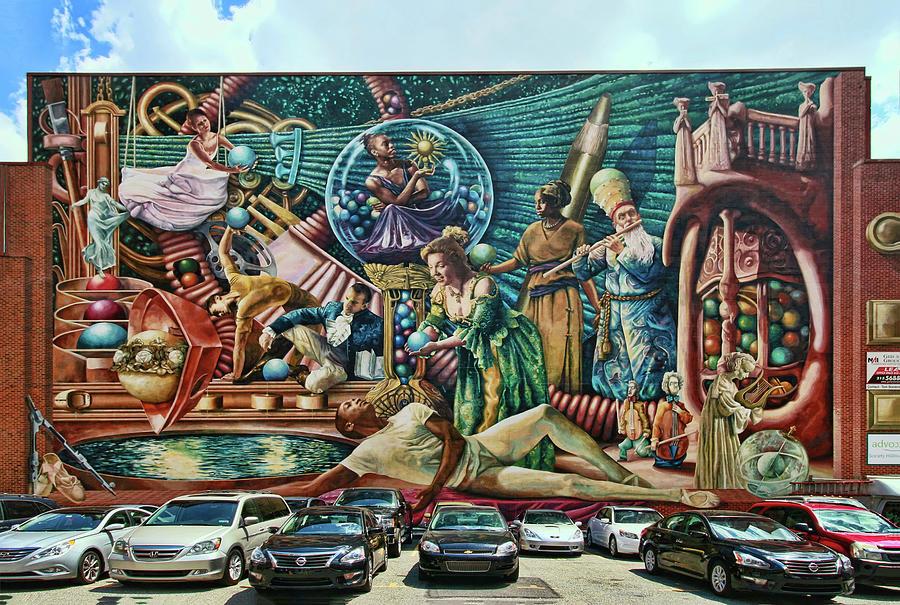 Philadelphia Mural 2 Photograph