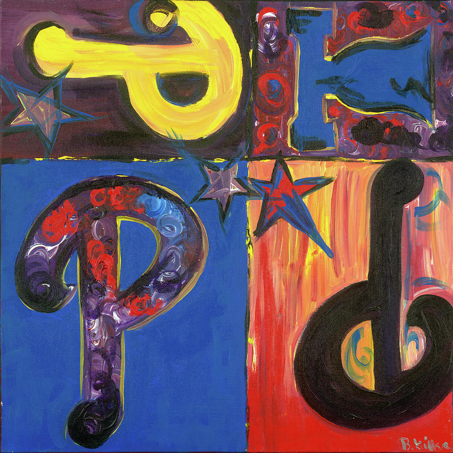 Phillies Painting - Phillies by Britt Miller