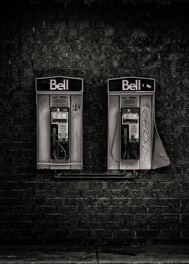 Phone Booth No 19 Photograph