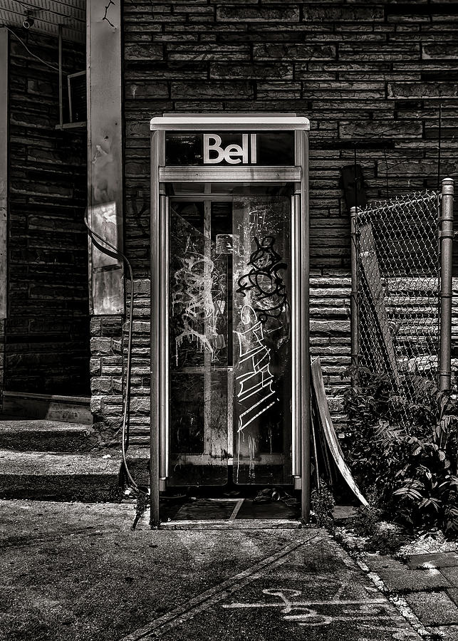 Phone Booth No 20 Photograph
