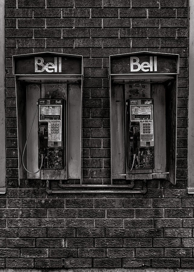 Phone Booth No 23 Photograph