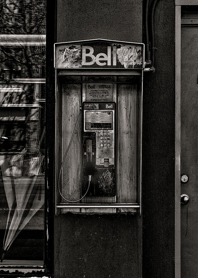 Phone Booth No 32 Photograph