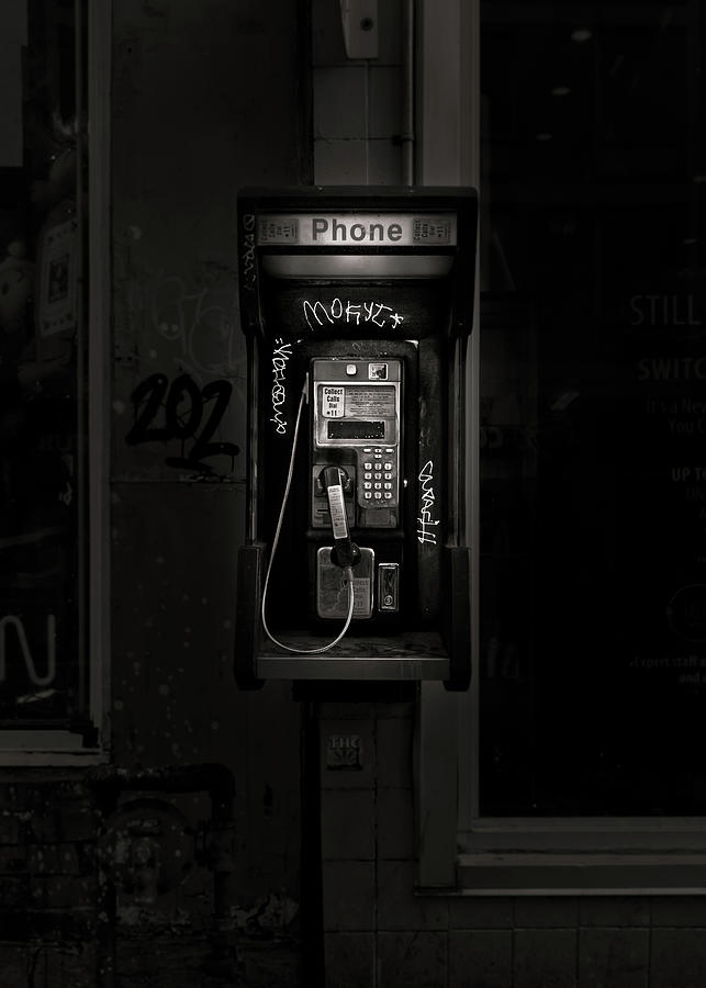 Phone Booth No 4 Photograph