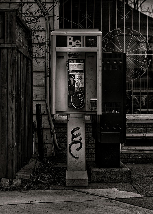 Phone Booth No 6 Photograph