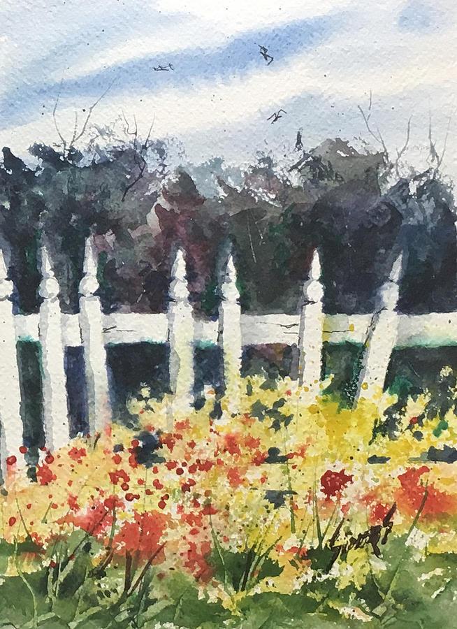 Pickett Fence by Sam Sidders