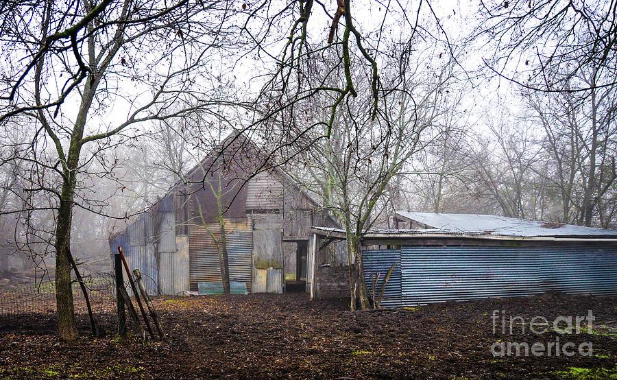 Pickle Creek Ranch Barn Photograph by Cheryl McClure