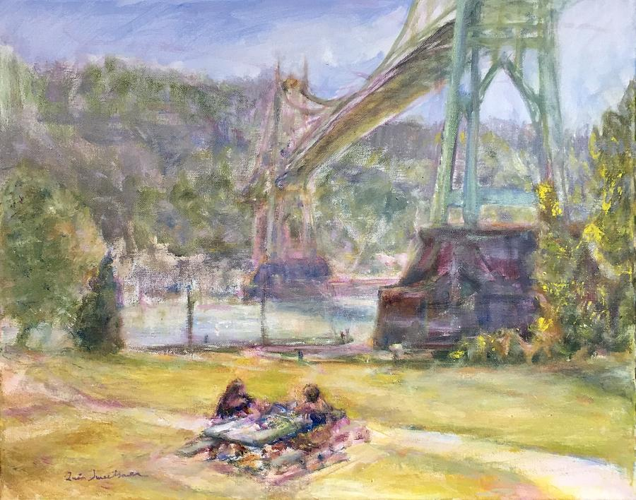 Picnic in the Park, St. Johns  by Quin Sweetman