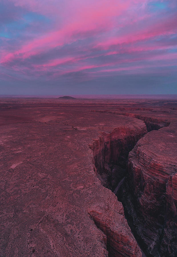Pink Canyons by Ryan Lima