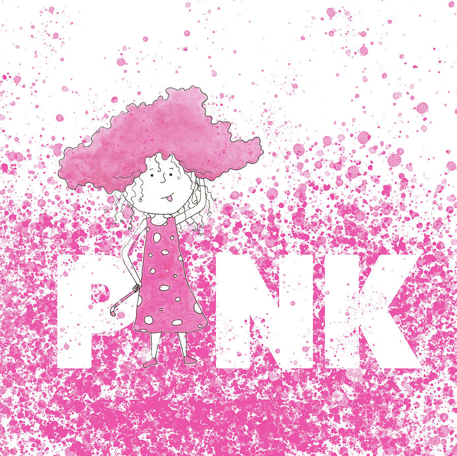Pink -cover art by Mike Mooney
