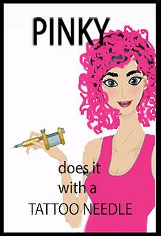Pinky by Quwatha Valentine