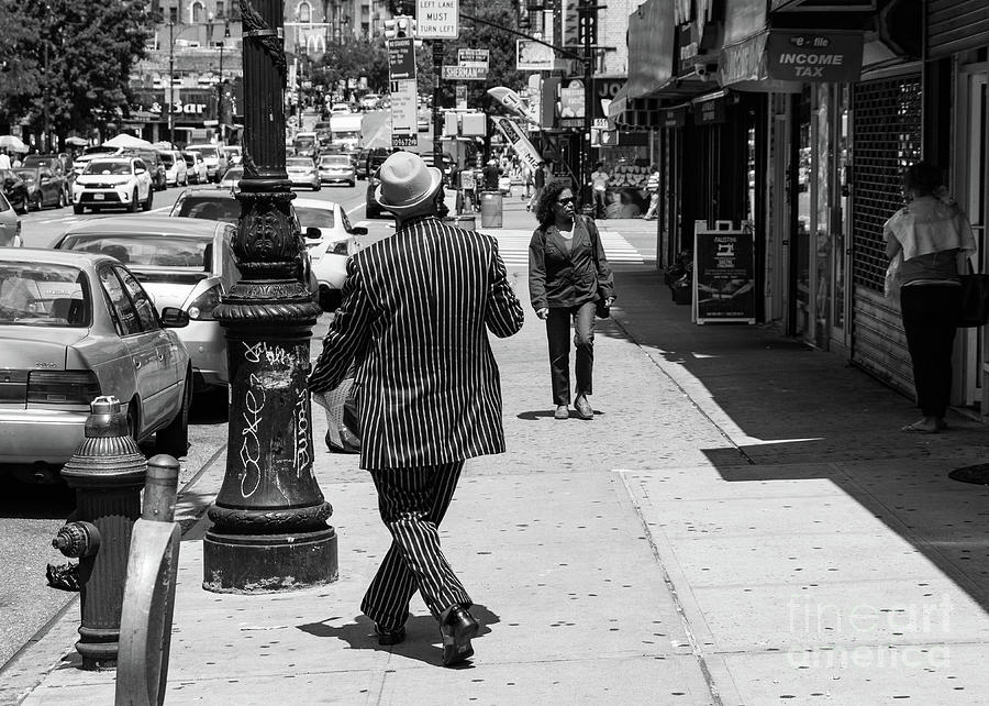 Pinstripes by Cole Thompson