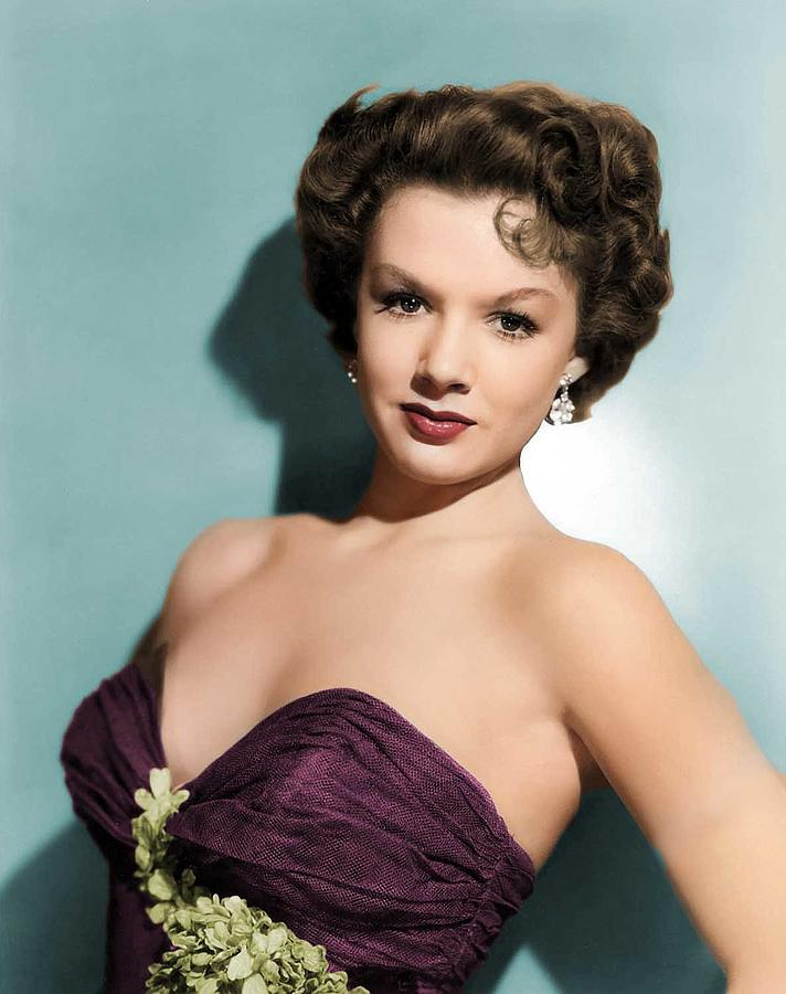 Piper Laurie Photograph