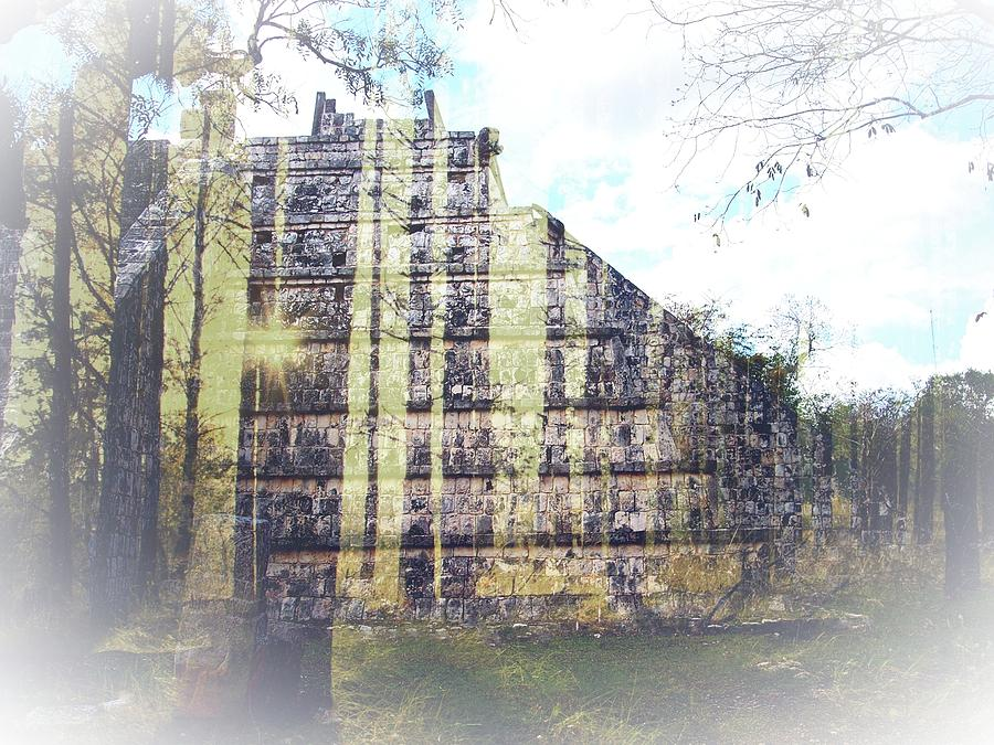 Piramide del Bosque II by Kimberly-Ann Talbert