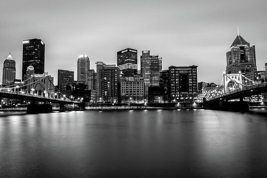 Pittsburgh Bw 2 Photograph