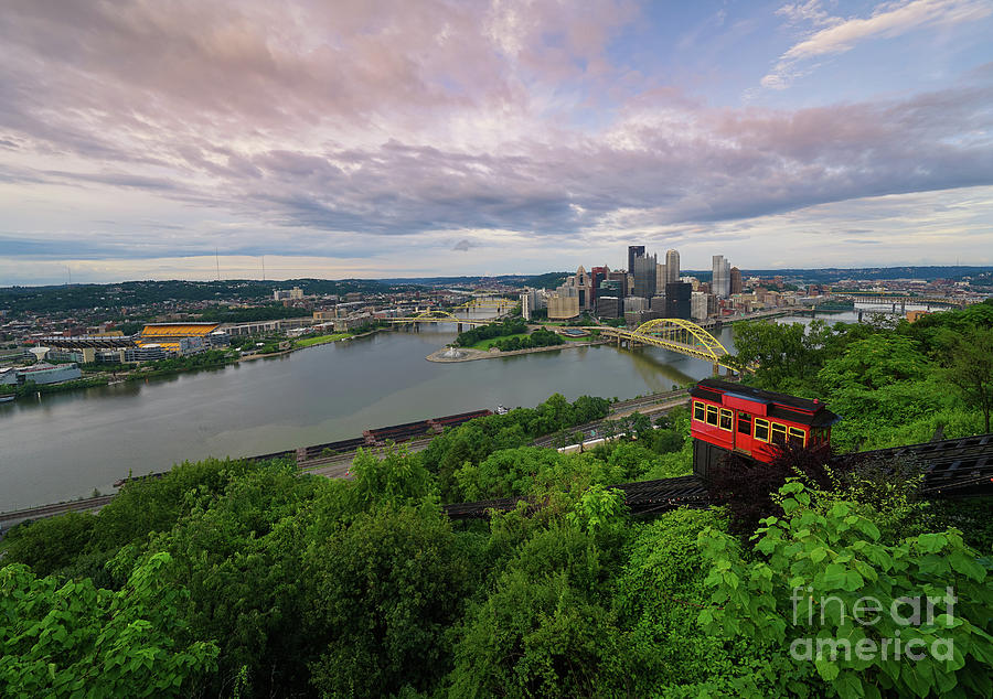 Pittsburgh Scenic View 2 Photograph