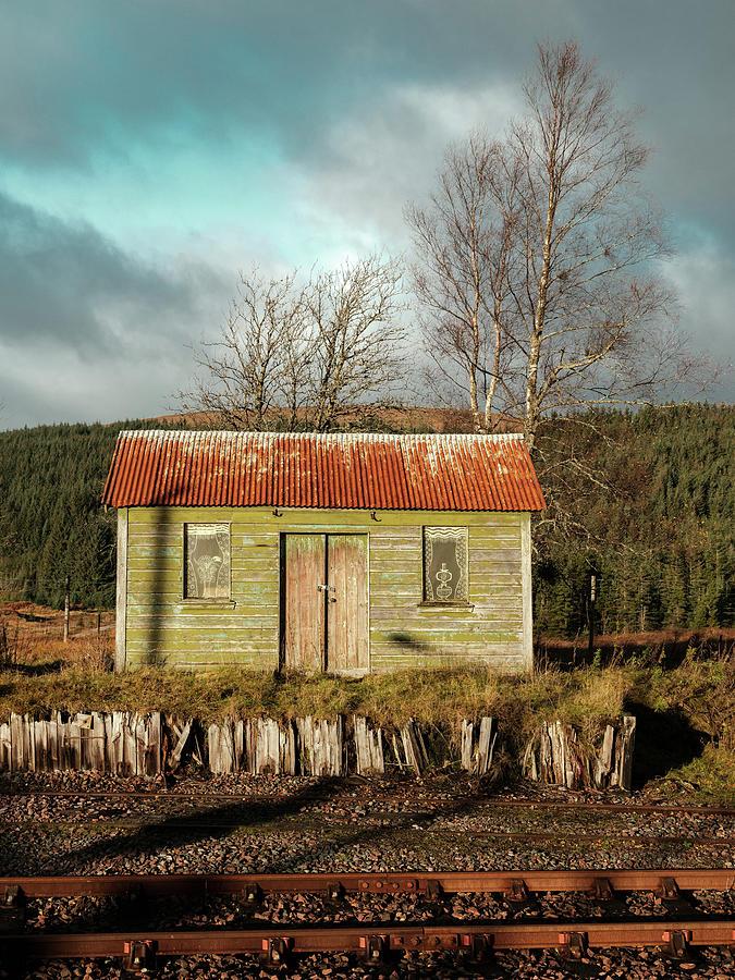 Platelayers Hut Photograph