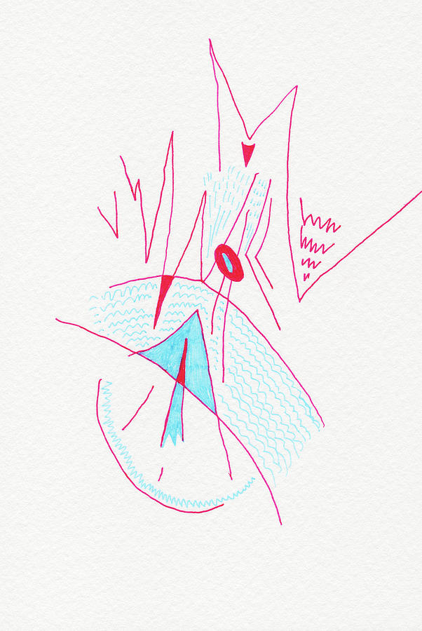 Simple Drawing - Playground - #ss14dw079 by Satomi Sugimoto