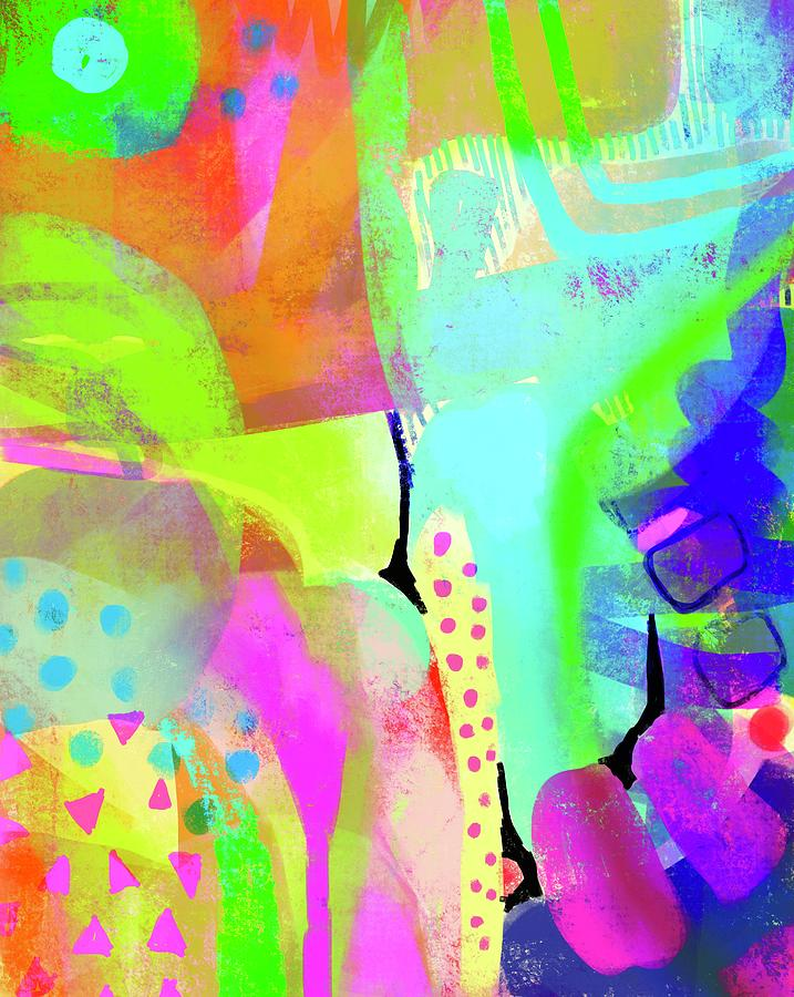 Abstract 5 Painting