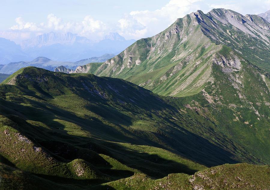 Plessur Alps Photograph by Miloniro