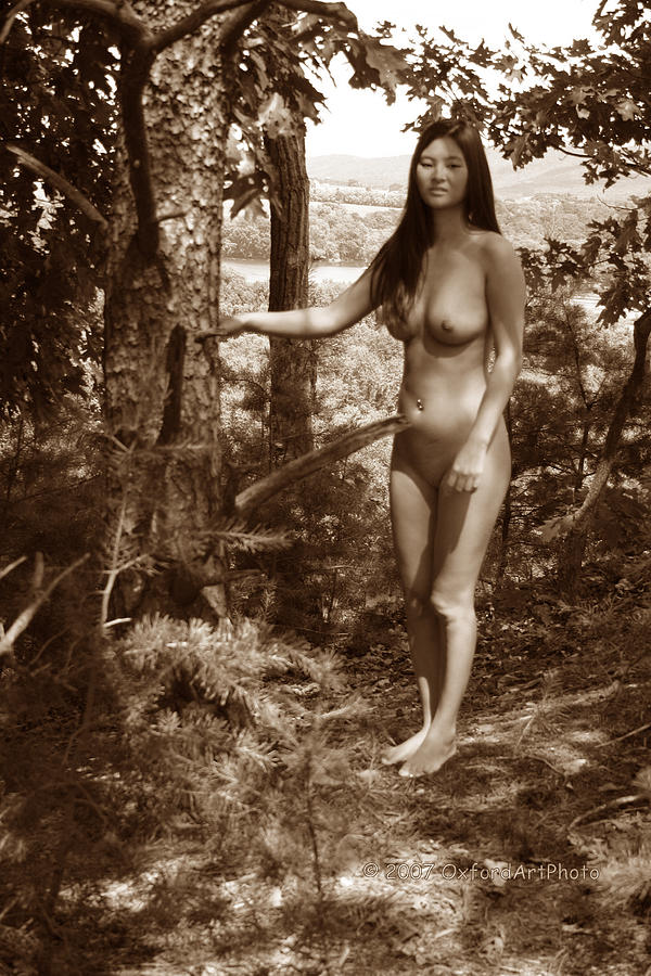 Photo of nude native american woman tribes culture