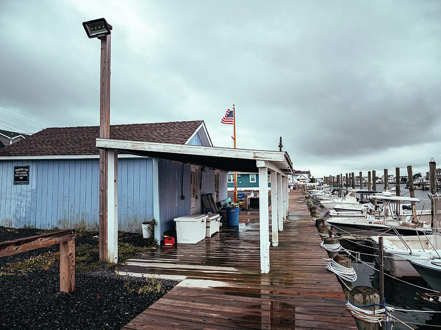 Point Pleasant Marina Photograph