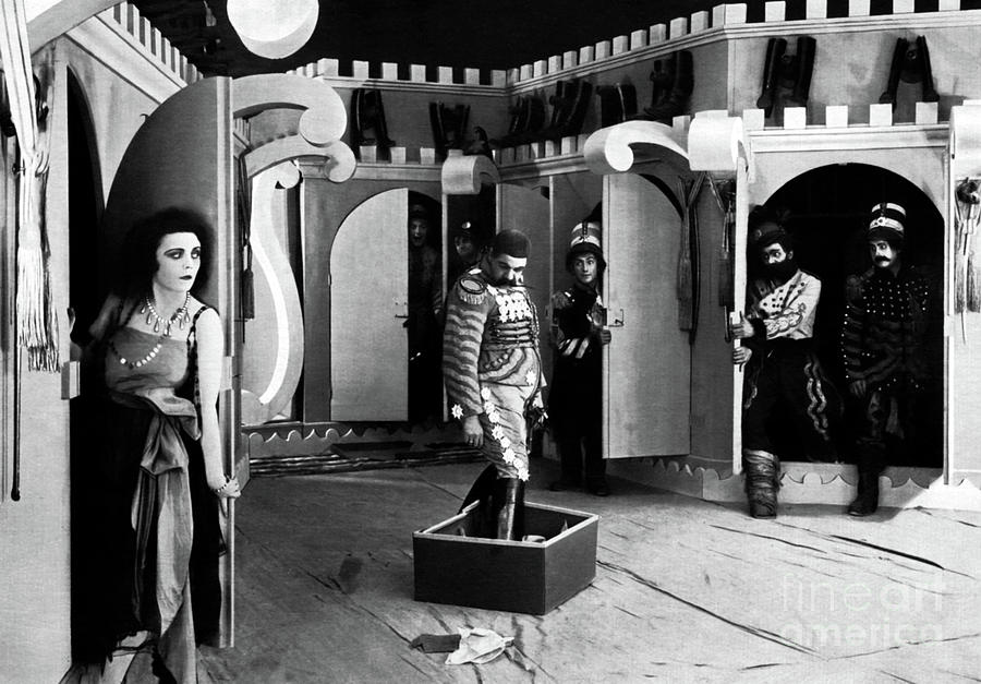 Pola Negri Photograph - Pola Negri - The Wild Cat  by Sad Hill - Bizarre Los Angeles Archive