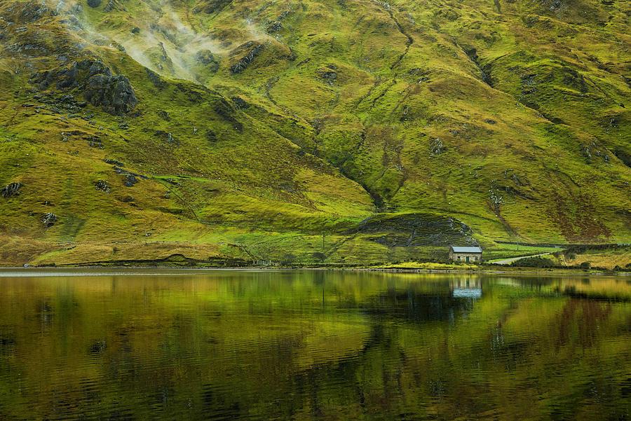 Pollacapall Lough Lush by Thomas Gaitley