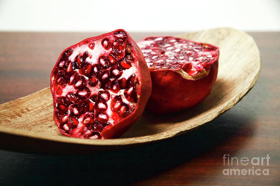 Pomegranate by Bridget Mejer