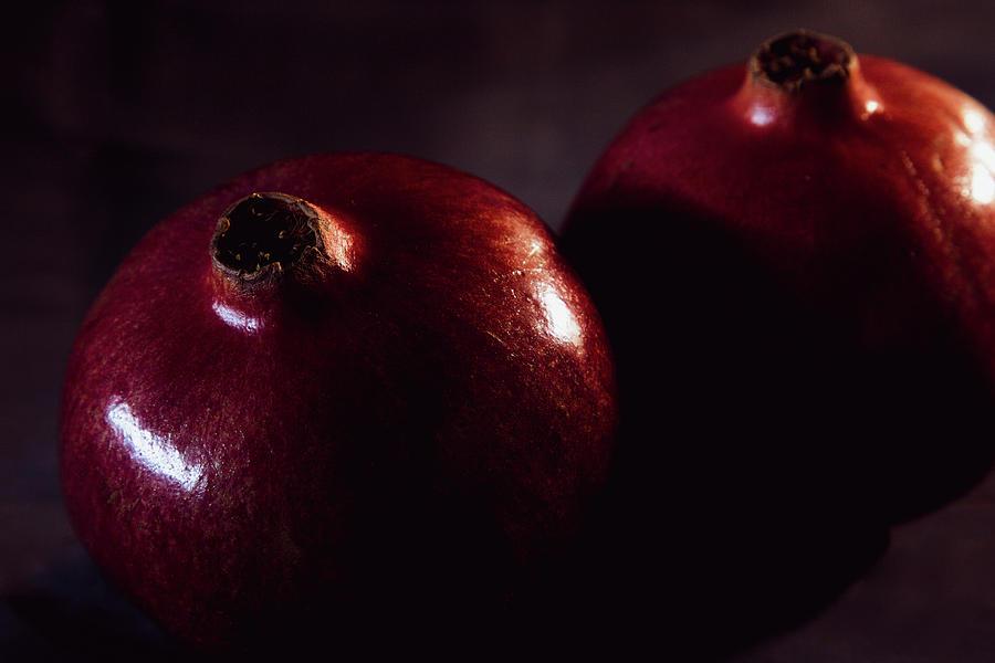 Pomegranate Passion Photograph