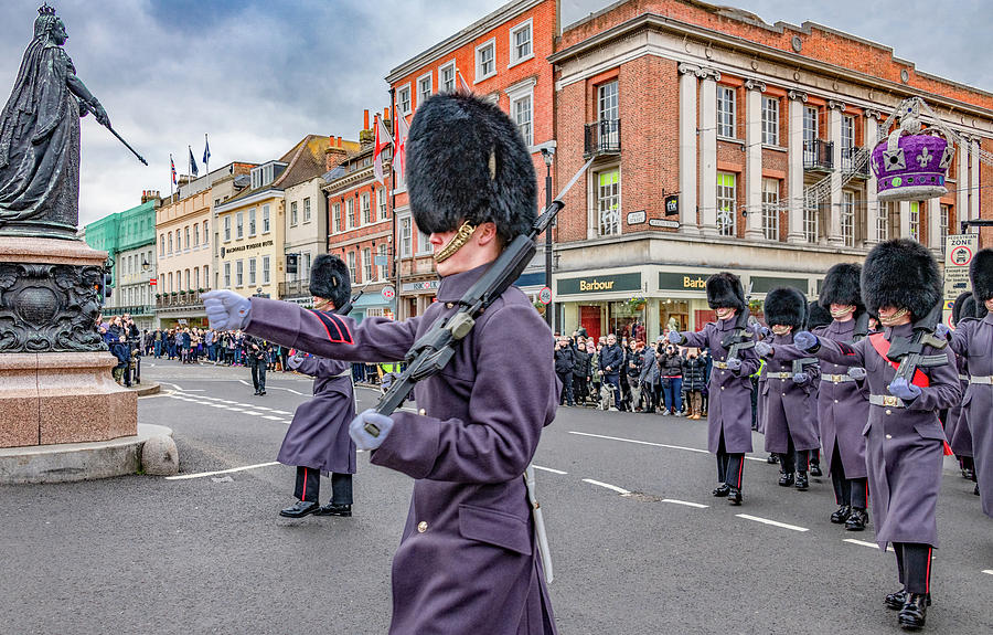 Pomp and Circumstance in Windsor by Marcy Wielfaert