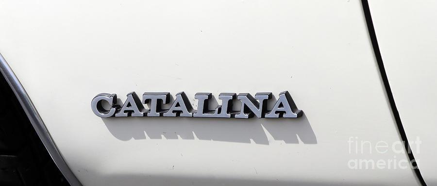Pontiac Catalina Emblem 8309 Photograph