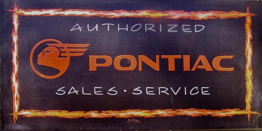 Pontiac sales  service by Alan Johnson