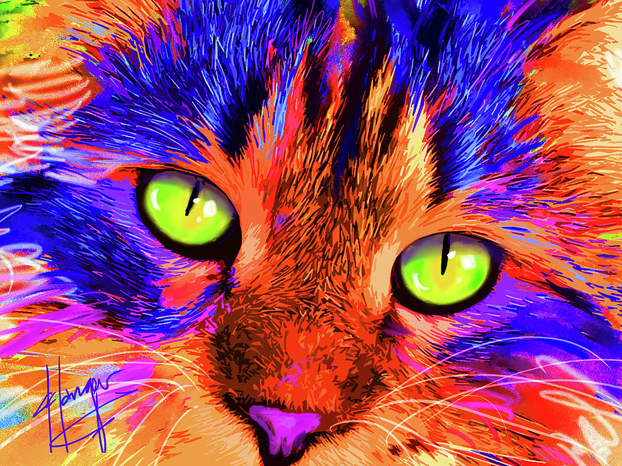 pOpCat Sterling Painting