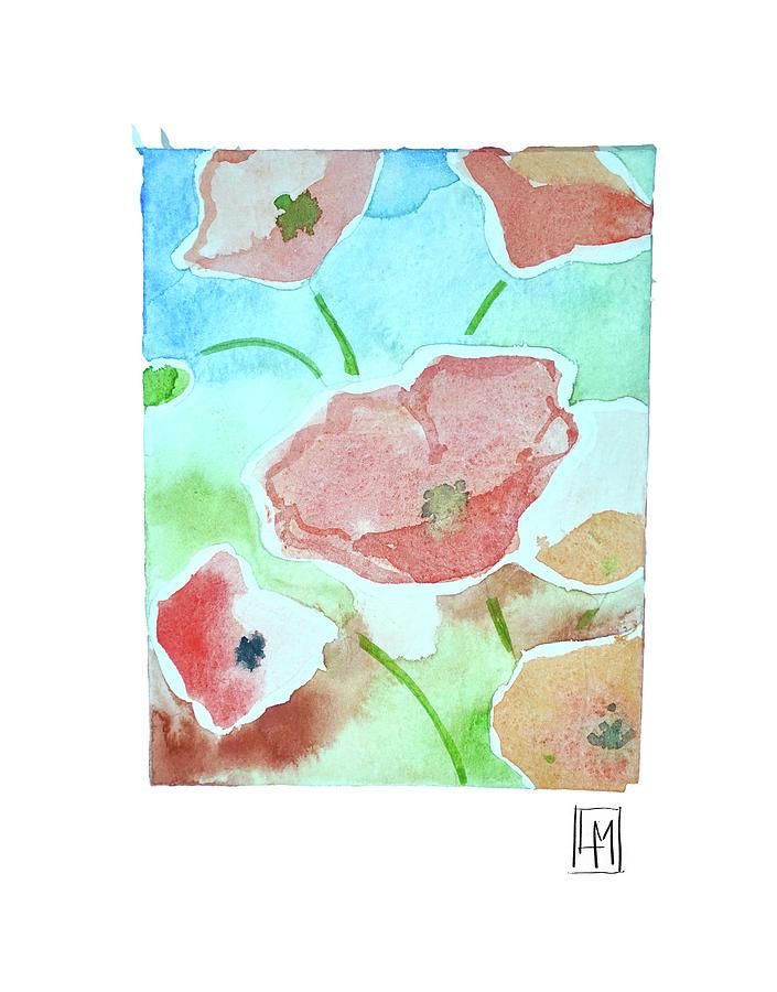 Poppys Painting