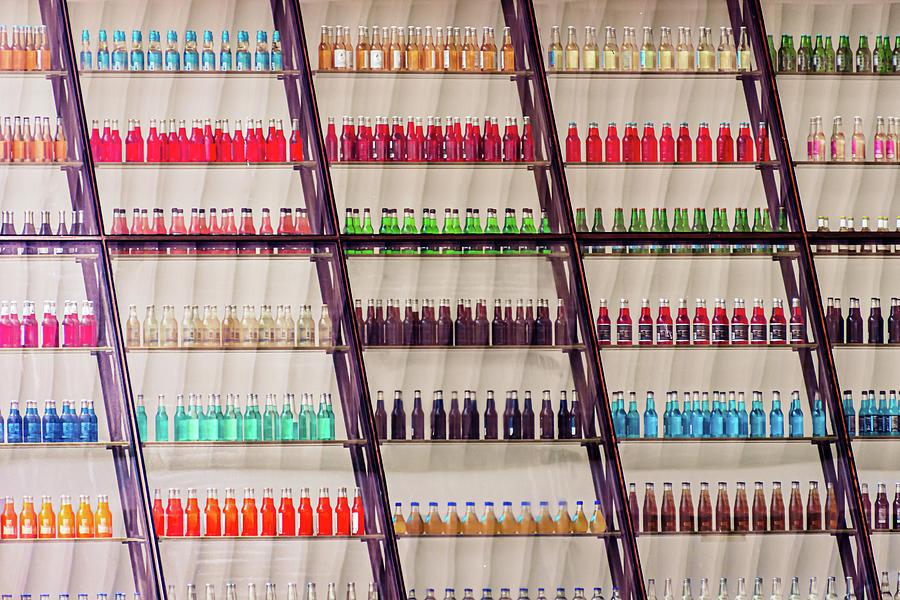 Pops 66 Soda Shop Photograph