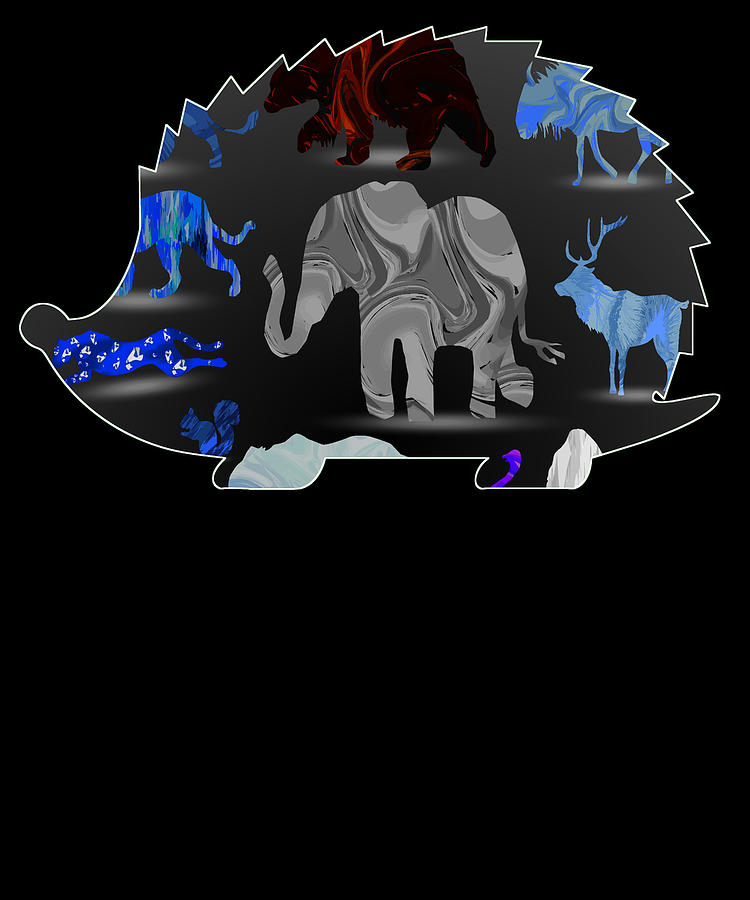 Porcupine 346 by Kaylin Watchorn
