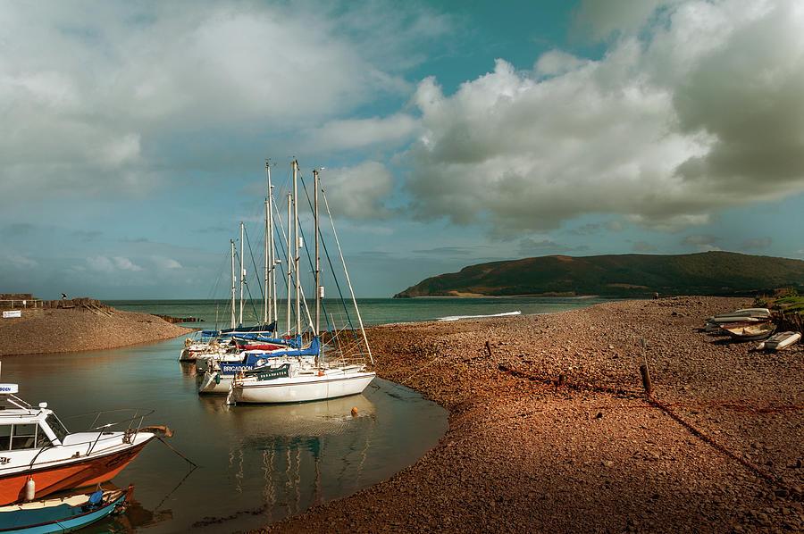 Porlock Weir Photograph