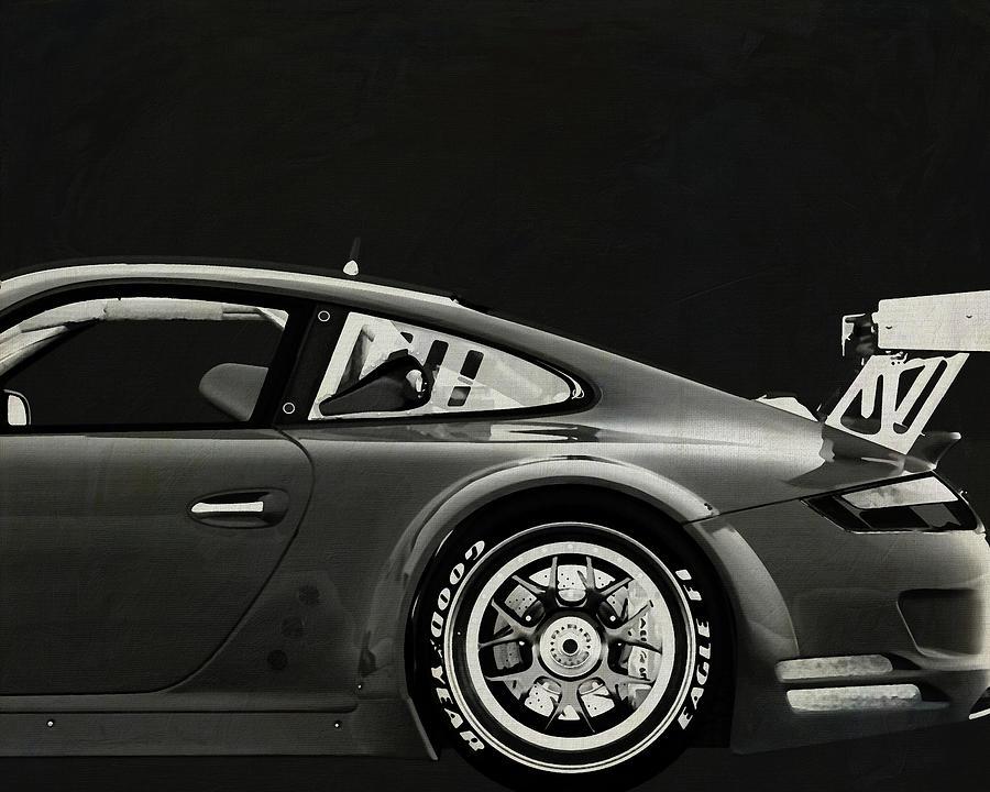 Porsche GT3 RS Cup 2008 by Jan Keteleer