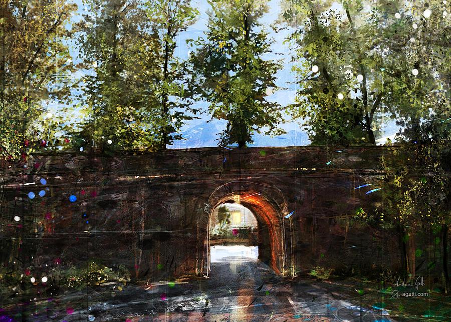 Porta San Jacopo Digital Art