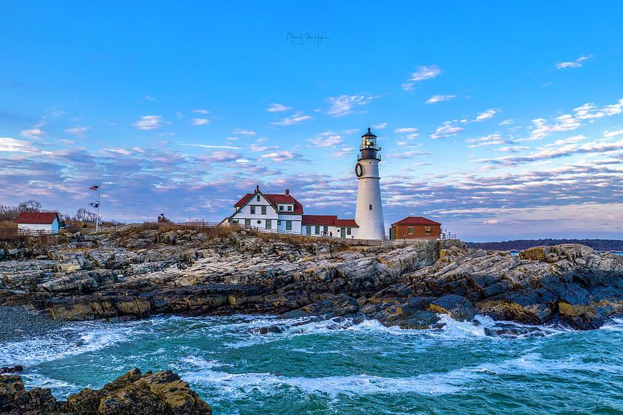 Portland Head Lighthouse  by Michael Hughes