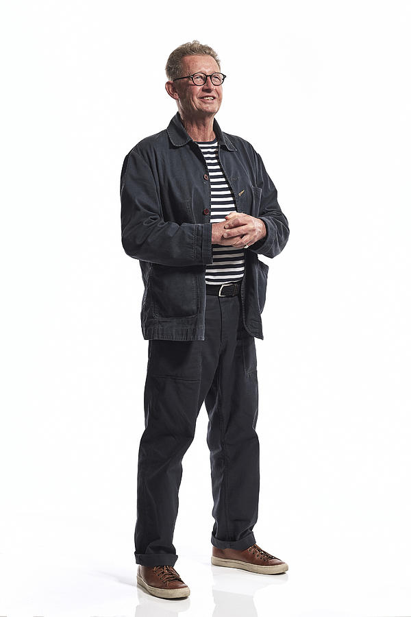 Portrait of mature man in studio Photograph by Plume Creative