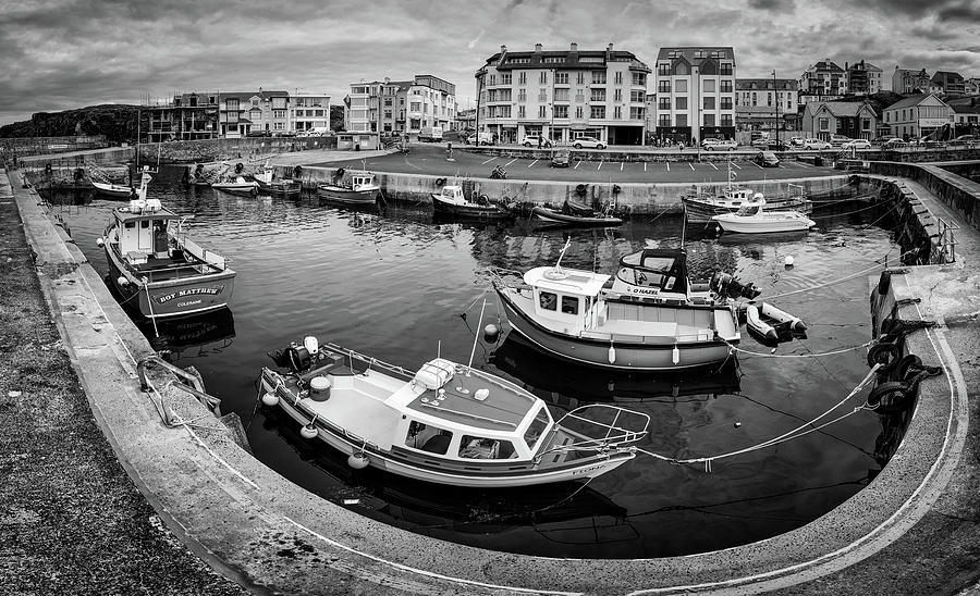 Portstewart Harbour 2 Photograph