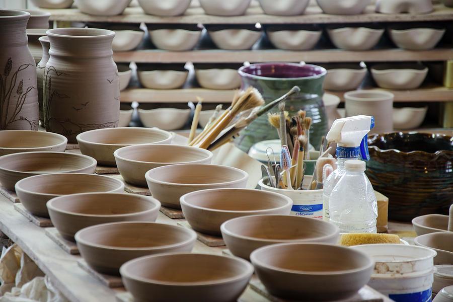 Pottery Photograph
