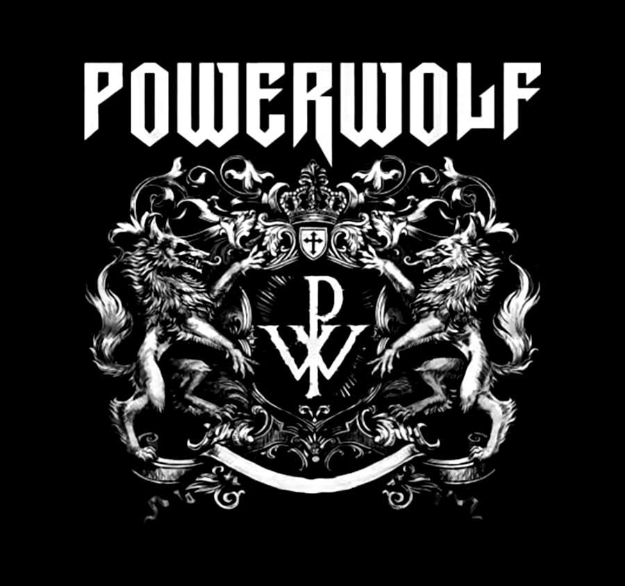 Power Wolf Digital Art