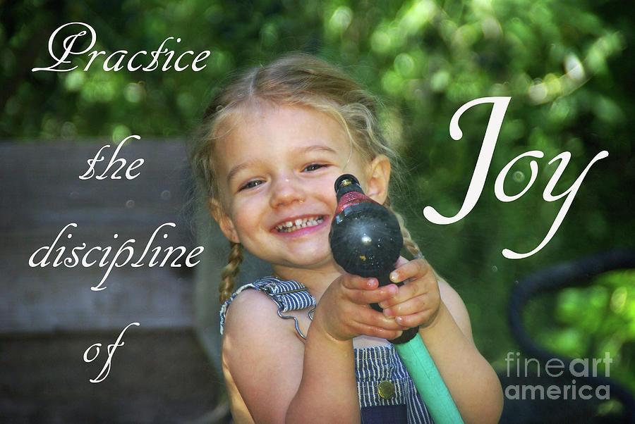 Practice Joy Photograph
